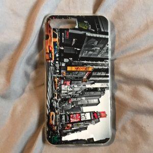 Accessories - New York Rubber IPhone Case 6 Plus 7 Plus 8 Plus